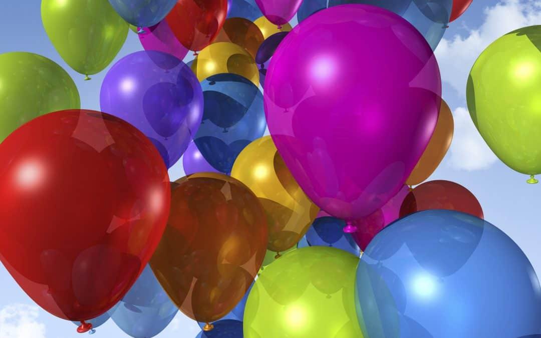 Heliumm Balloons