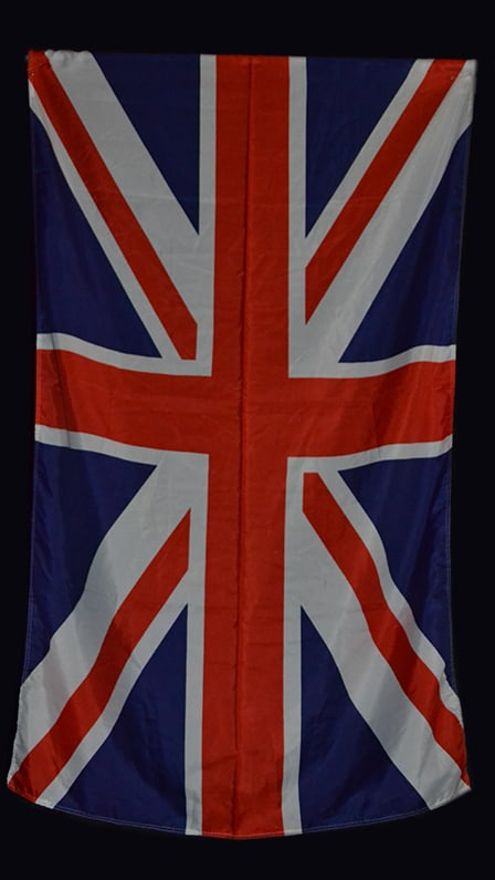 Hire UK Flag For Events