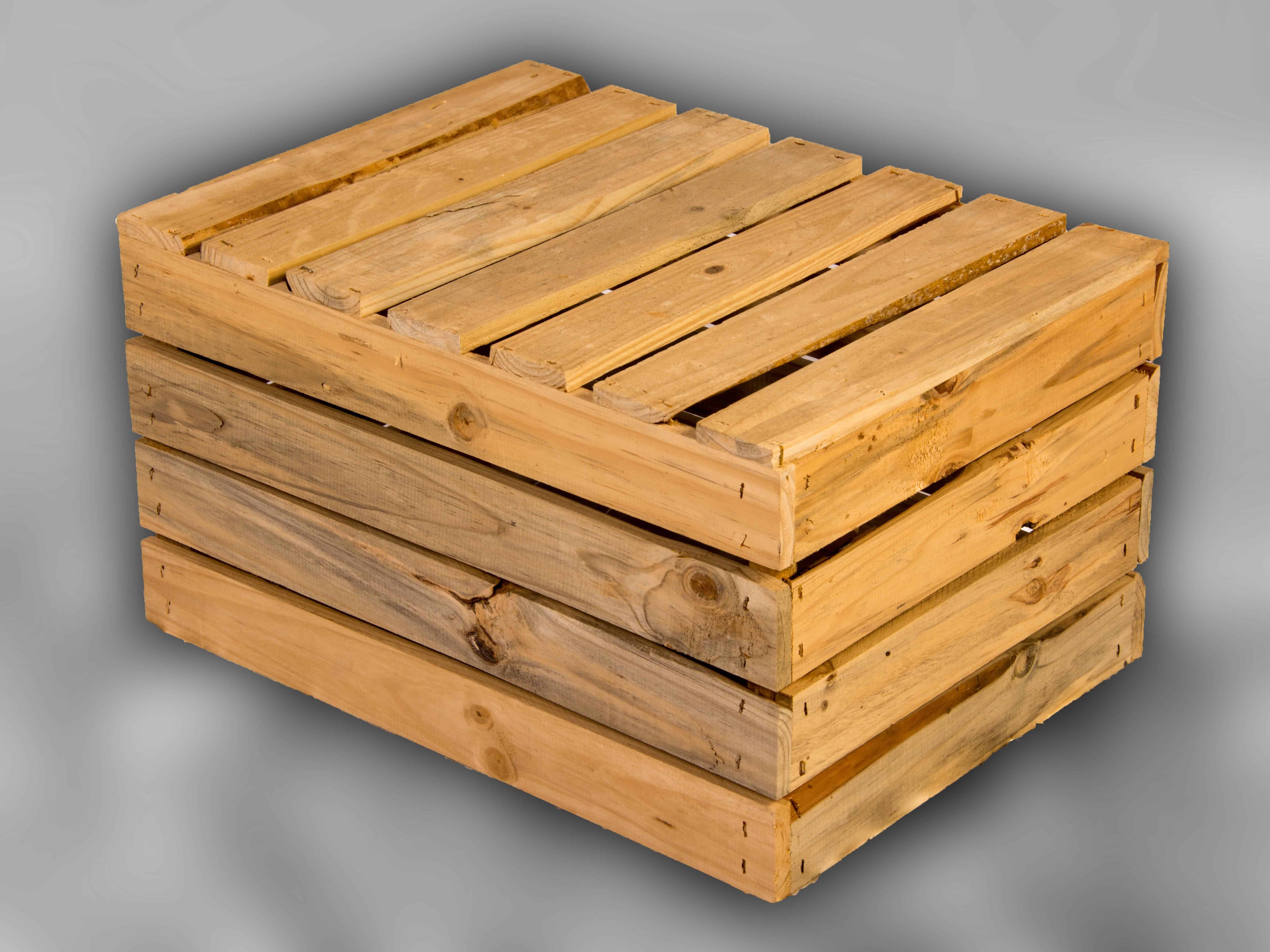 Crate Pallet Wood