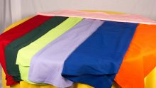 Hire Round Pongee Tablecloths