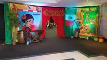 Hire Mexican Theme