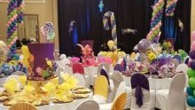 Hire a Willy Wonka event theme